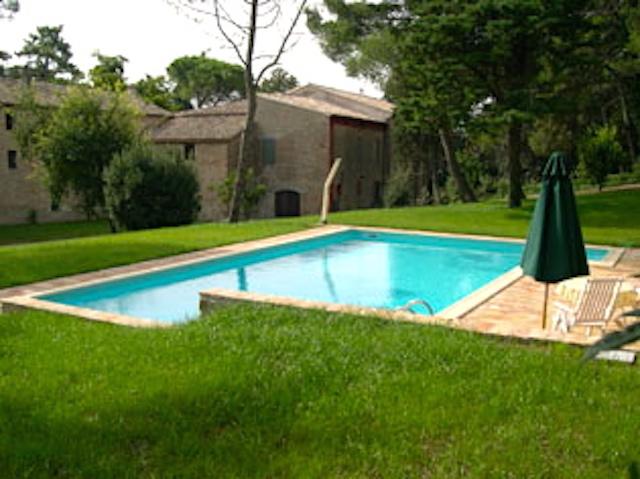 Agriturismo la marazzani senigallia le marche vakantiehuizen - Piccola piscina ...