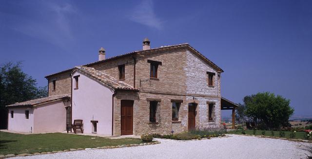 Casale Ripalta ingresso